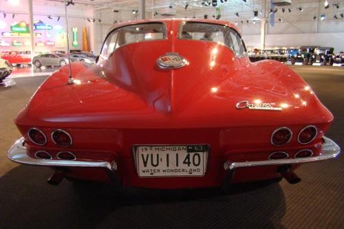 1963 Split Window Corvette Stingray