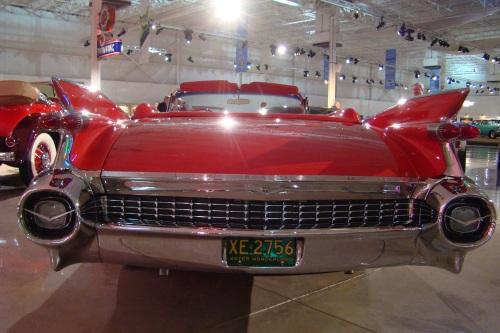 59 Cadillac Biarritz Tail Fins