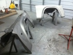 Power Wagon fenders